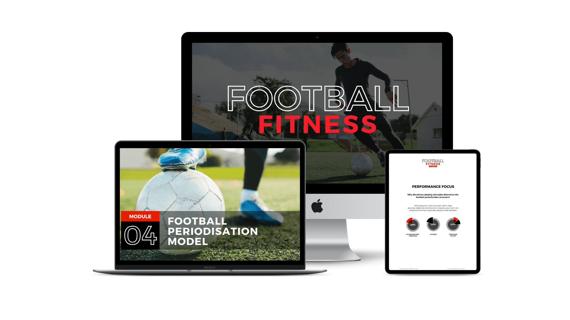 Football Fitness Online Course Banners Portrait 2 Min