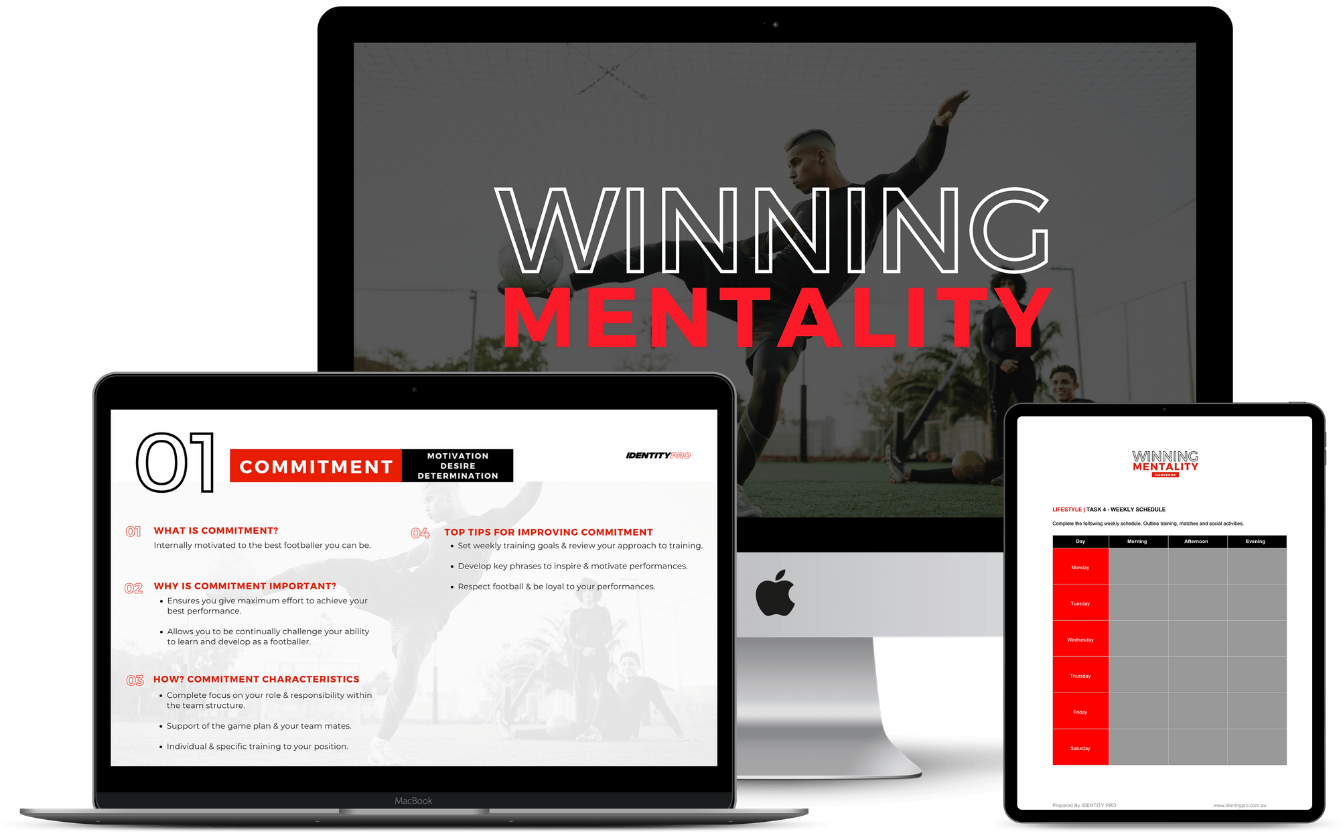 Wining Mentality Facebook Linked In