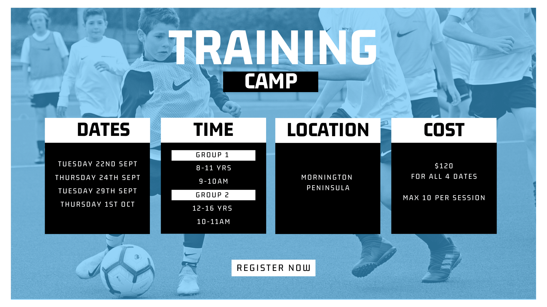September Training Camp Min